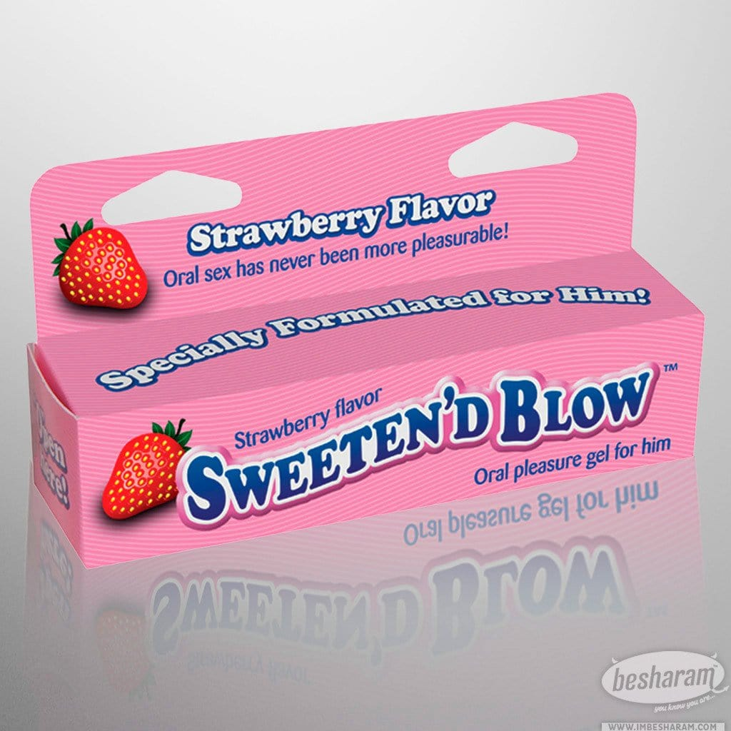 Sweetend Blow Oral Pleasure Gel (For Him) main image 4