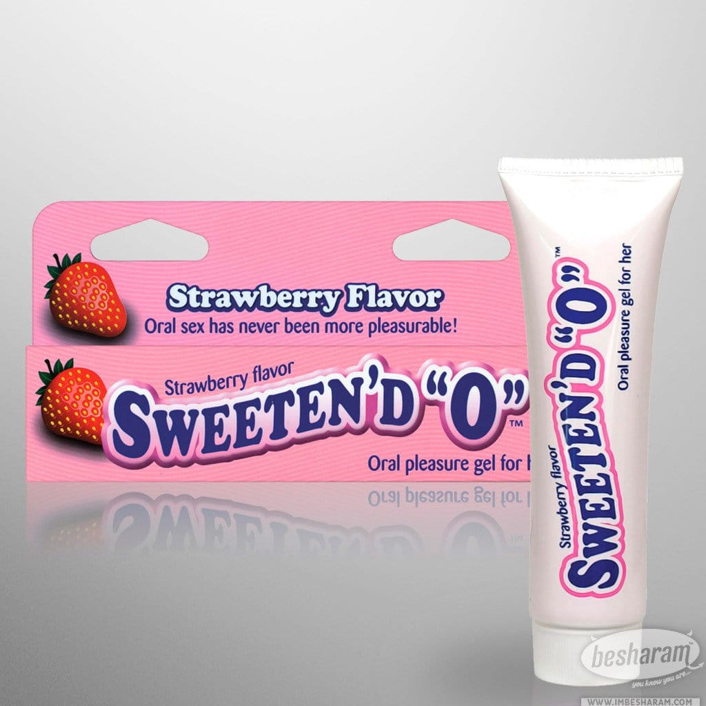 Sweetend O Oral Pleasure Gel (For Her)