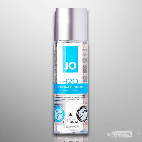 System JO Personal Lubricant - Original H20