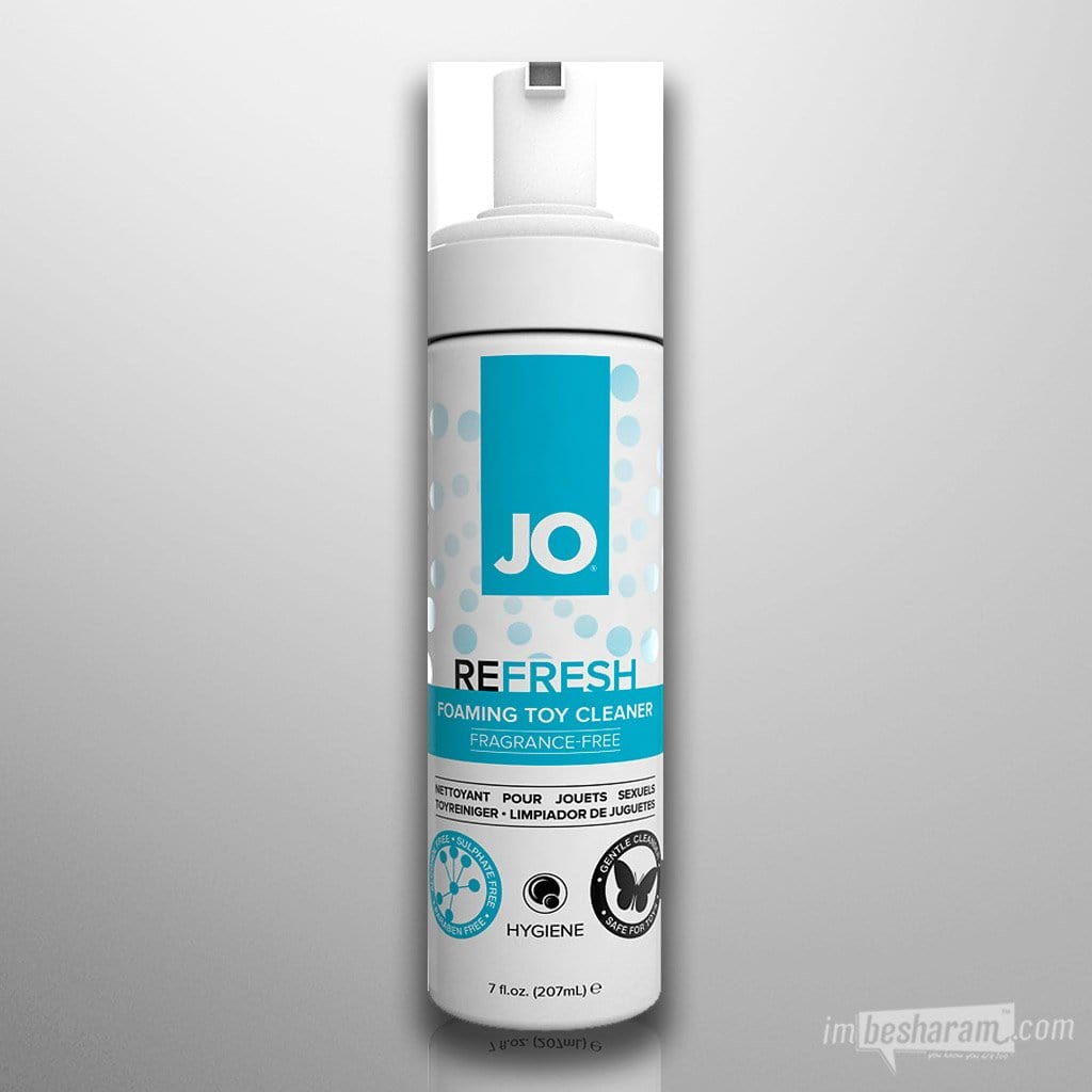 System JO Toy Cleaner 7oz.