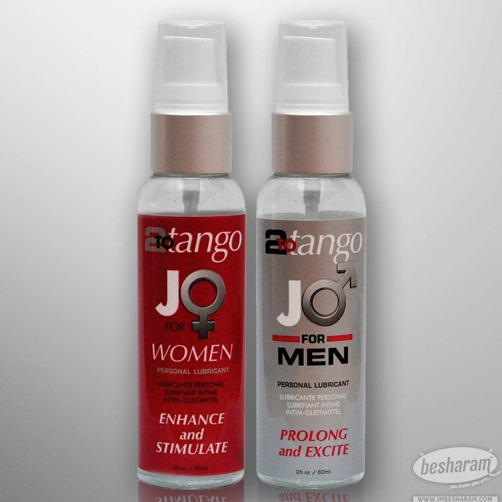 System Jo 2-To-Tango Stimulating Lubricants main image 2