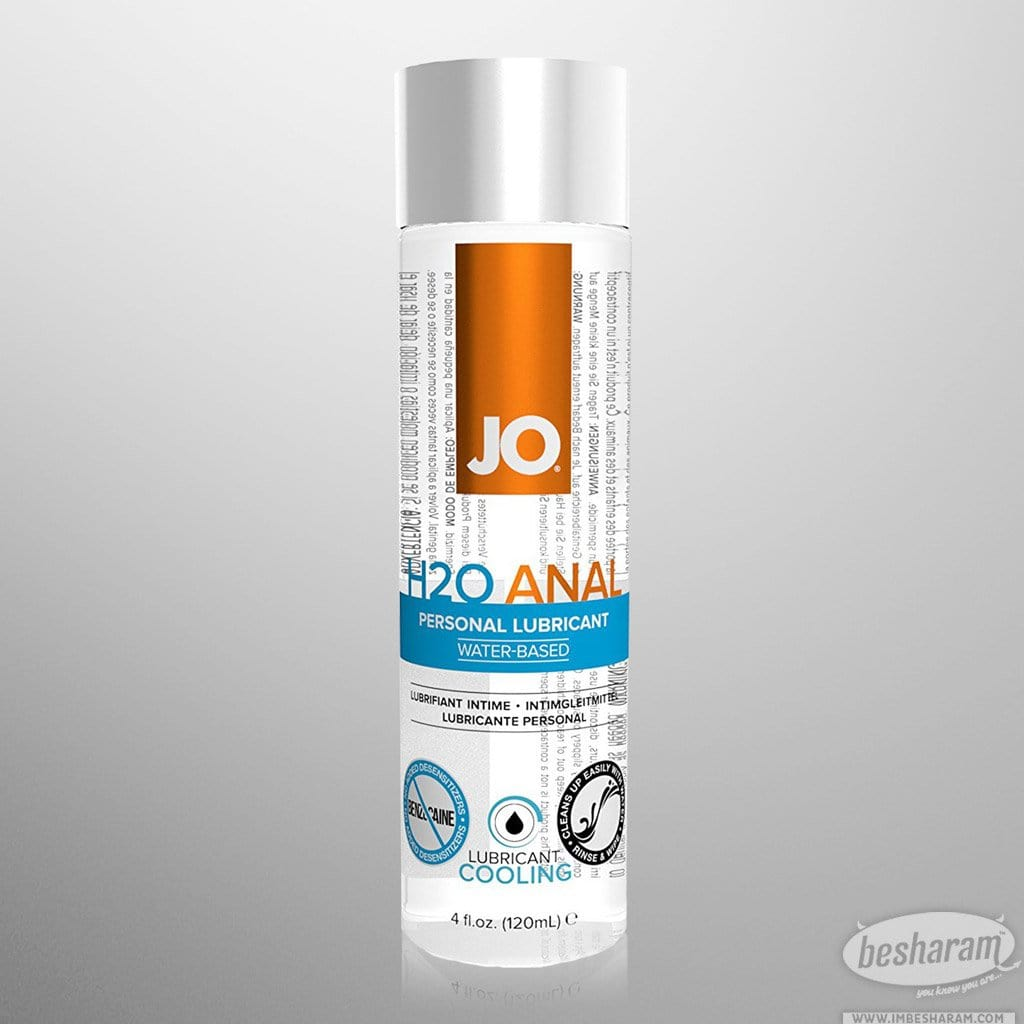 System Jo Anal Personal Lubricant