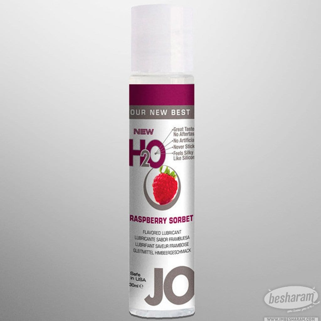 System Jo H2O (Multi) Flavored Lube - 1 oz. main image 5