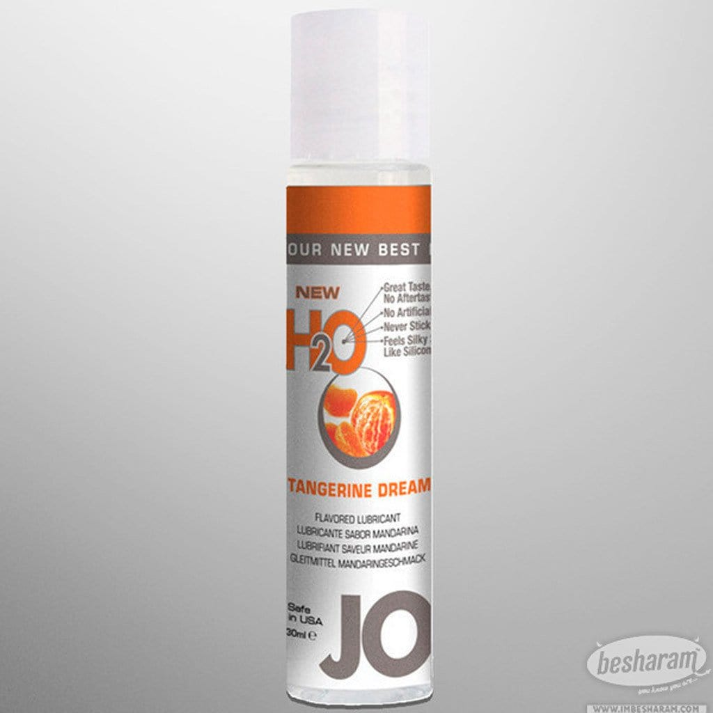System Jo H2O (Multi) Flavored Lube - 1 oz. main image 7