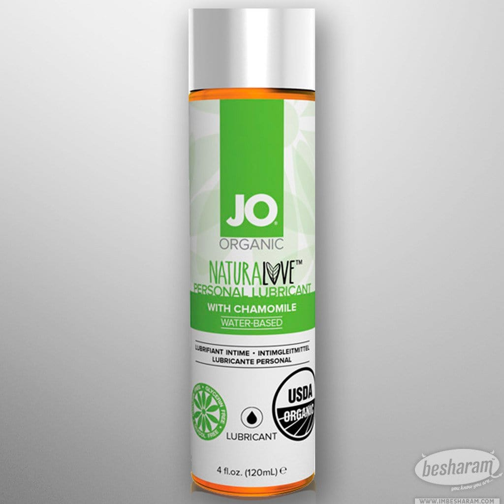 System JO USDA Certified Organic Waterbased Lubricant main image 3