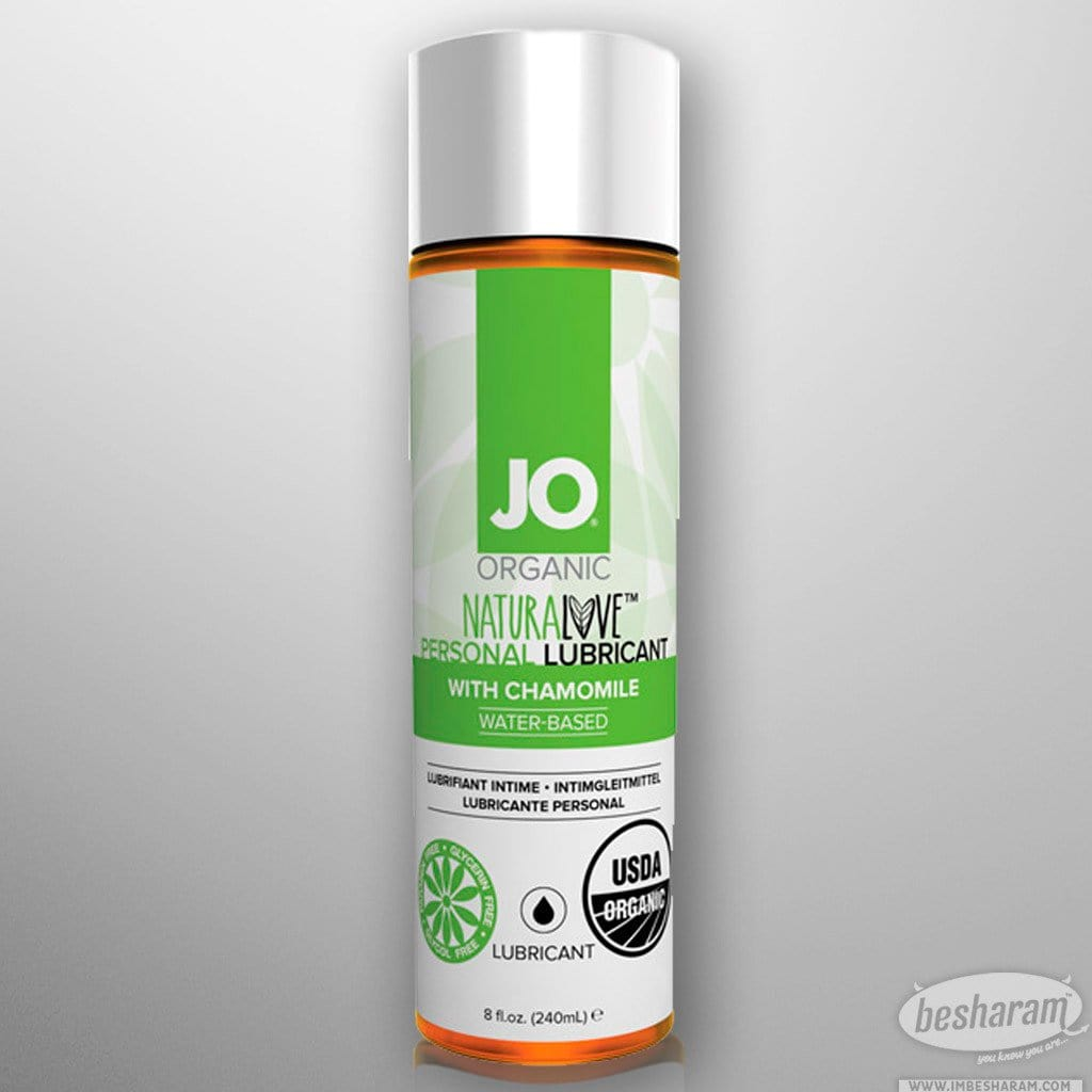 System JO USDA Certified Organic Waterbased Lubricant main image 4