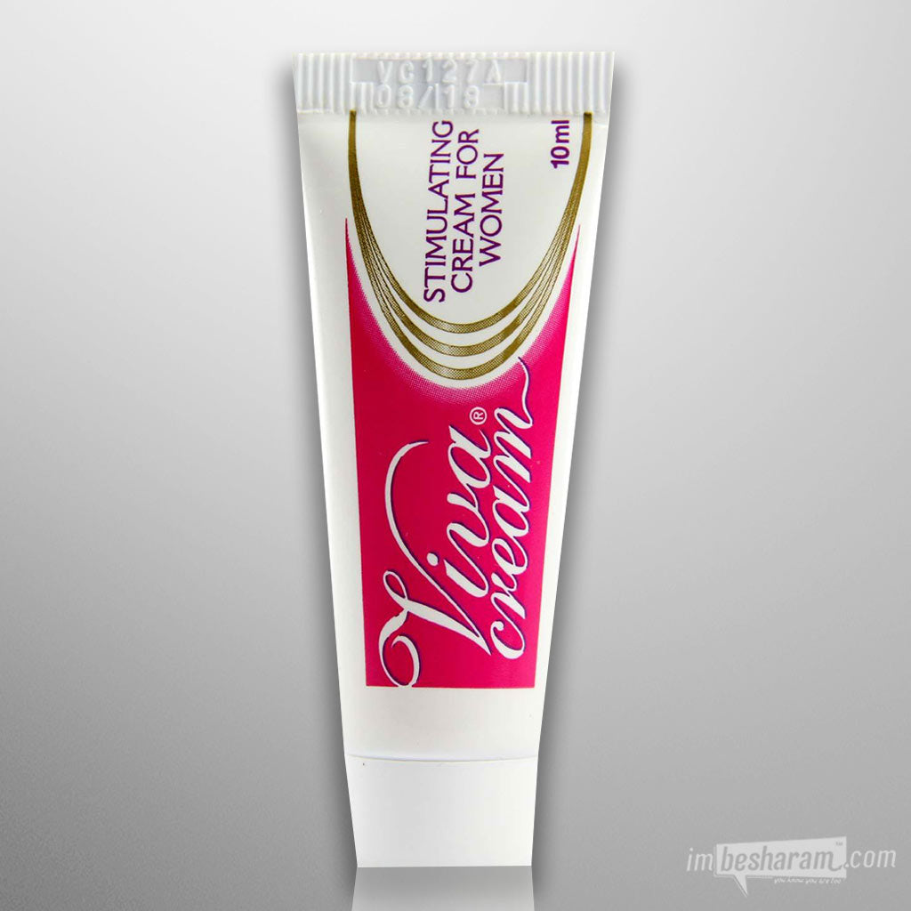 Viva Cream Female Pleasure Gel main image 1