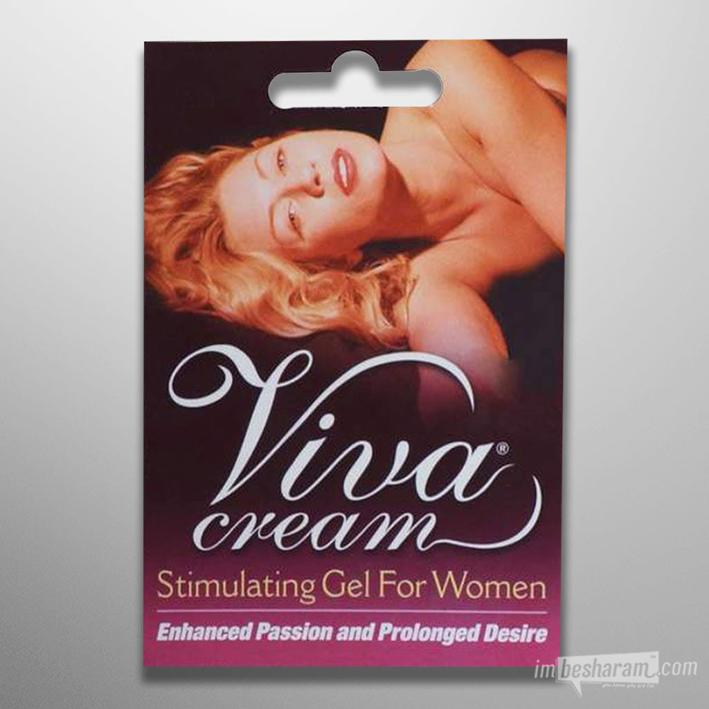 Viva Cream Female Pleasure Gel
