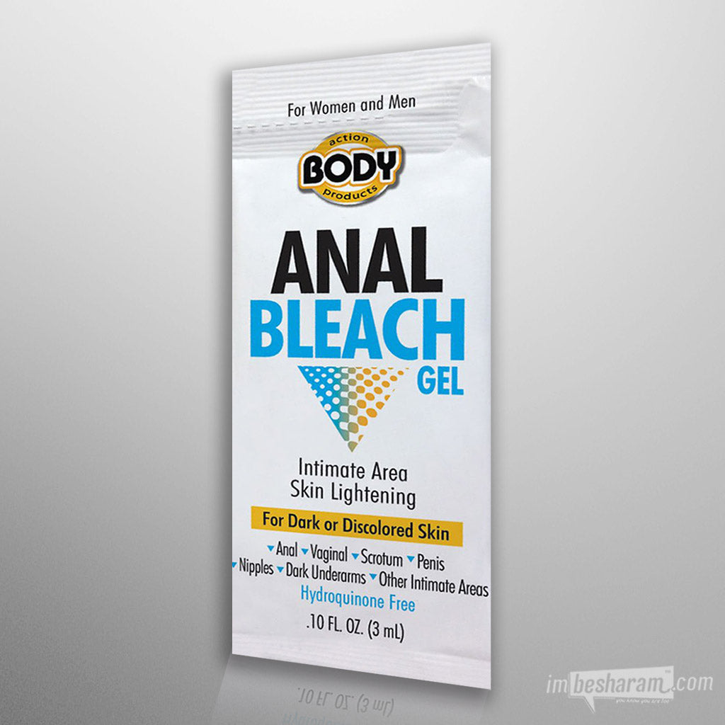 Whitening & Lightening Anal Bleach Gel main image 1