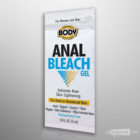 Whitening & Lightening Anal Bleach Gel