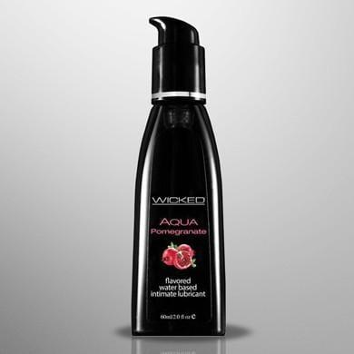 Wicked Aqua water based intimate lubricant main image 2
