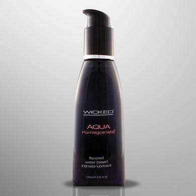 Wicked Aqua water based intimate lubricant main image 3