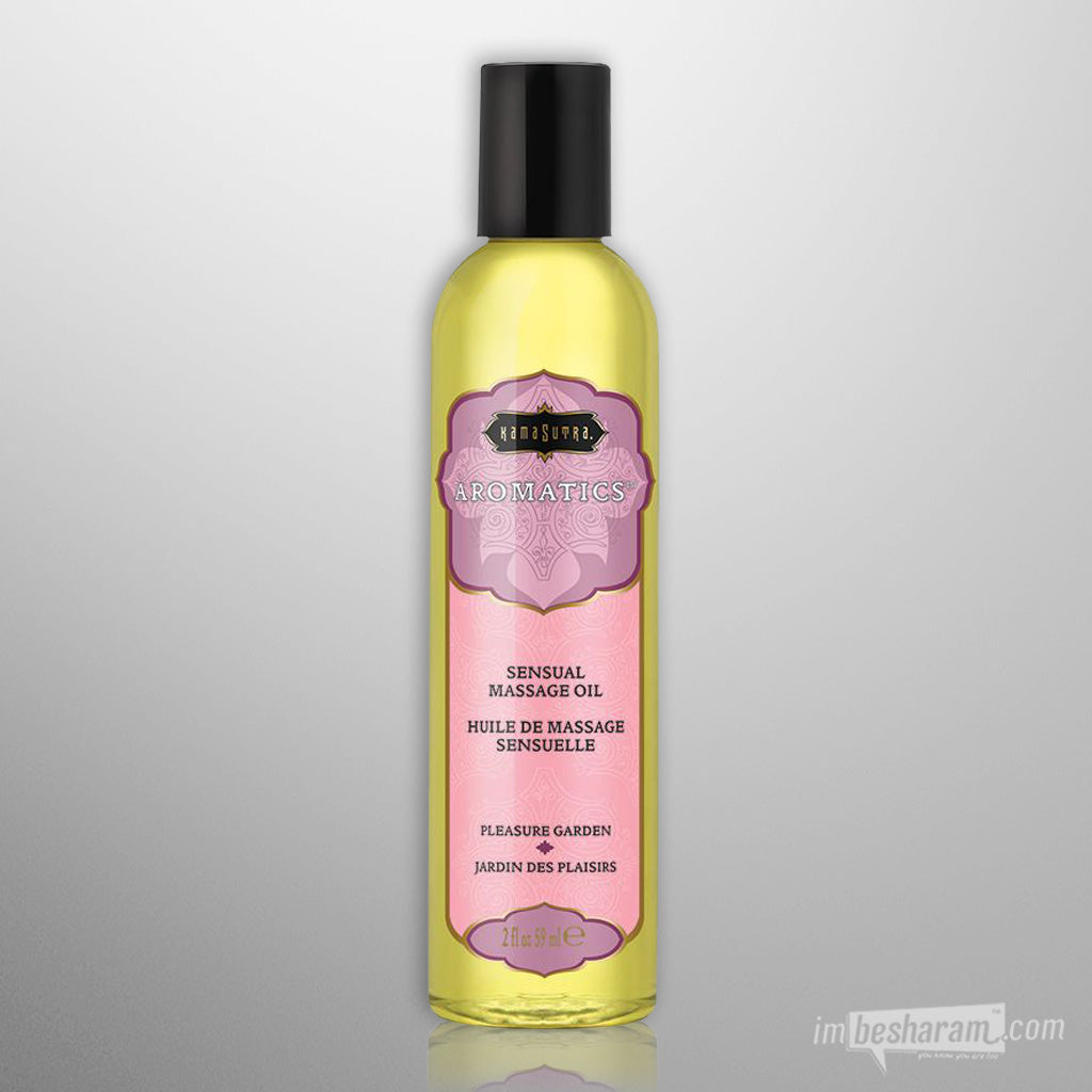 Kama Sutra Aromatic Massage Oil 2oz main image 5