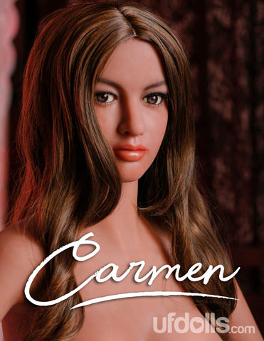 Ultimate Fantasy Real Love Doll - Carmen
