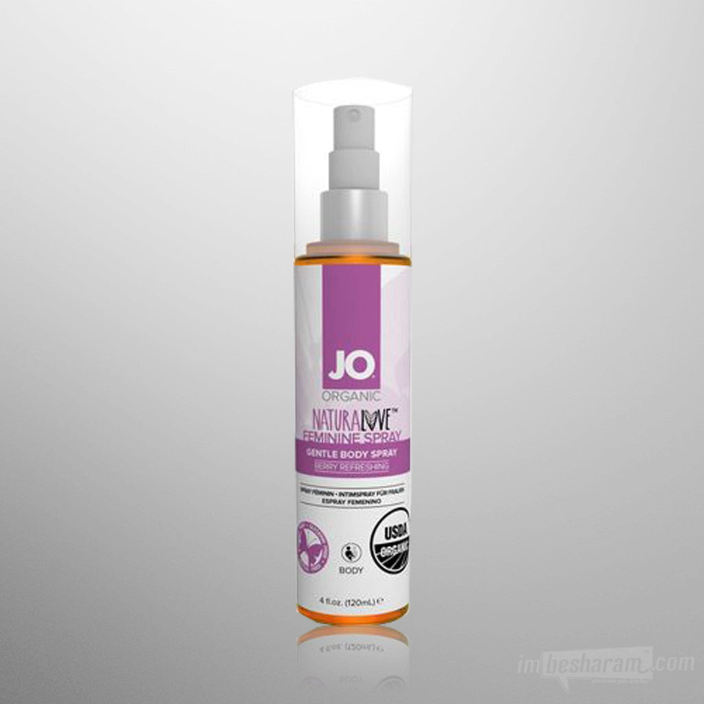 JO Organic Feminine Spray - 4 oz
