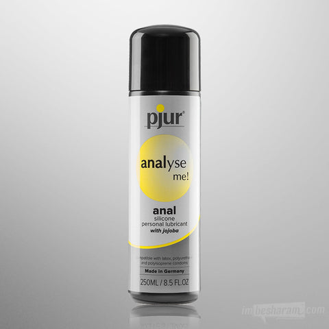 Pjur Analyse Me Anal Glide Lubricant