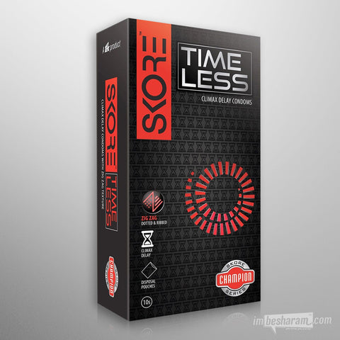 Skore Timeless delay condoms pack of 10