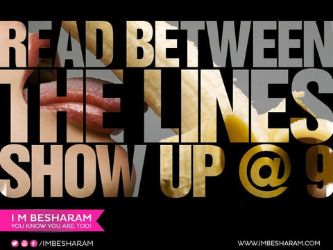 Read Between The Lines - Show Up At 9