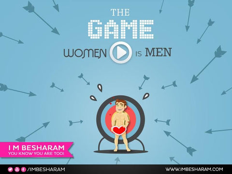 The Game Women, Is Men