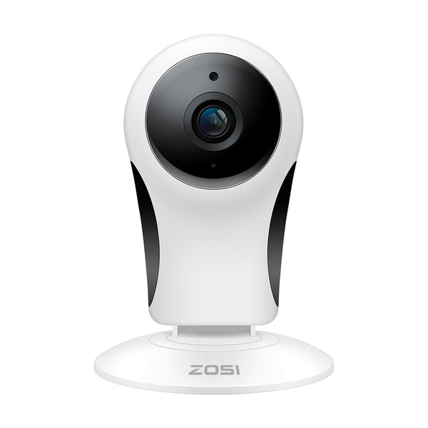 ZOSI Wireless Wi-Fi IP Camera 1080P Full HD Indoor Night Vision Surveillance Mini Home Security Camera Two-Way Audio and Alert