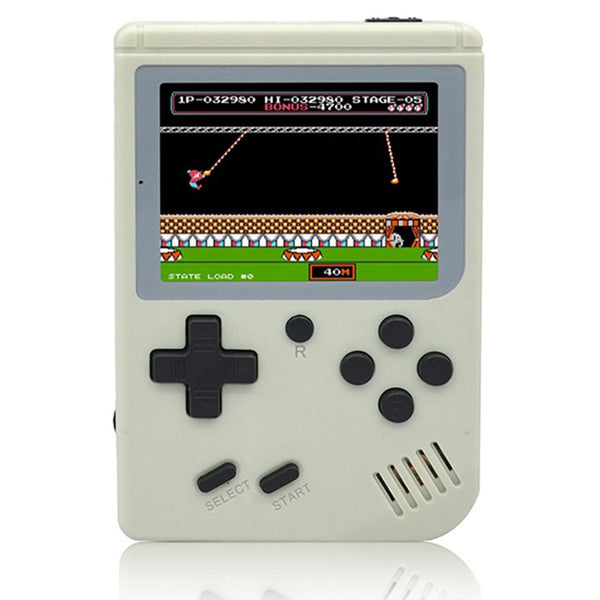 Mini Pocket Handheld Game Player Video Game Console Retro Built-in 168 Classic Games Child Nostalgic Player