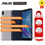 2018 Global Version,Asus ZenFone Max Pro (M1) ZB602KL Phone SnapDragon 636 6GB 64GB Android 8.1 6 Inch  3 Slots 4G Smartphone