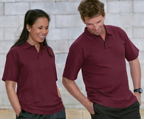 Poly Cotton Adults Polo
