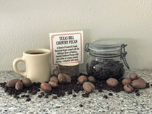 Texas Hill Country Pecan