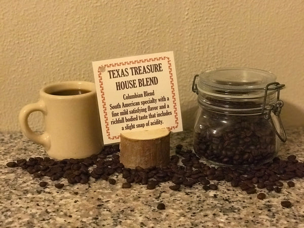 Texas Treasure HouseBlend
