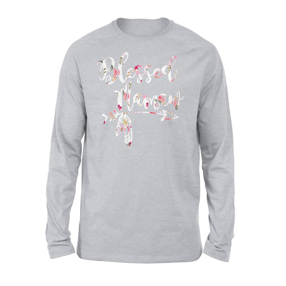 Blessed Mamaw - Premium Long Sleeve