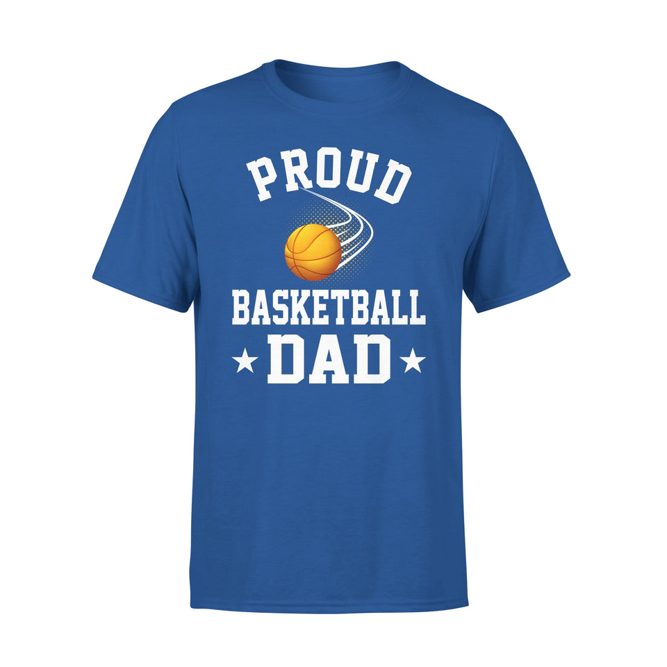 Proud Basketball Dad - Premium Tee