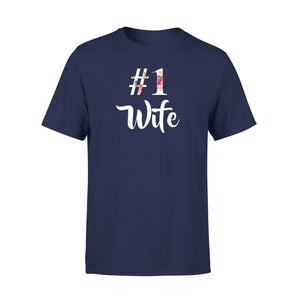 Number One Wife - Premium Tee