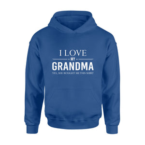 Personalized I Love - 2351 - Standard Hoodie
