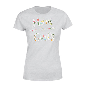 Mom Of Girls - Premium Women's Tee