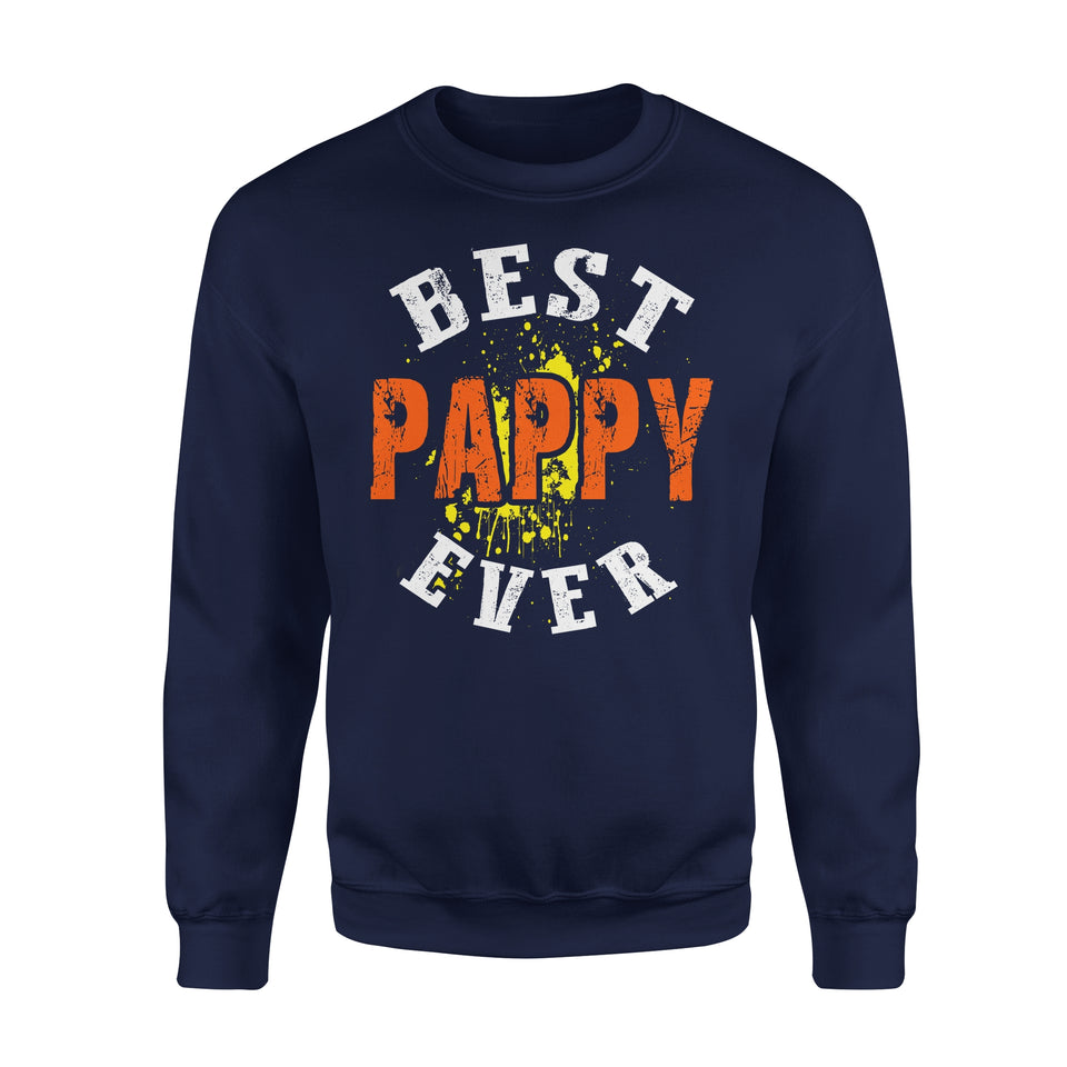 Best Pappy Ever - Premium Fleece Sweatshirt