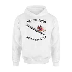 And She Lived Happily Ever After - Oboe - Premium Hoodie