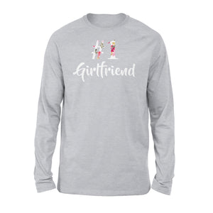 Number One Girlfriend - Premium Long Sleeve