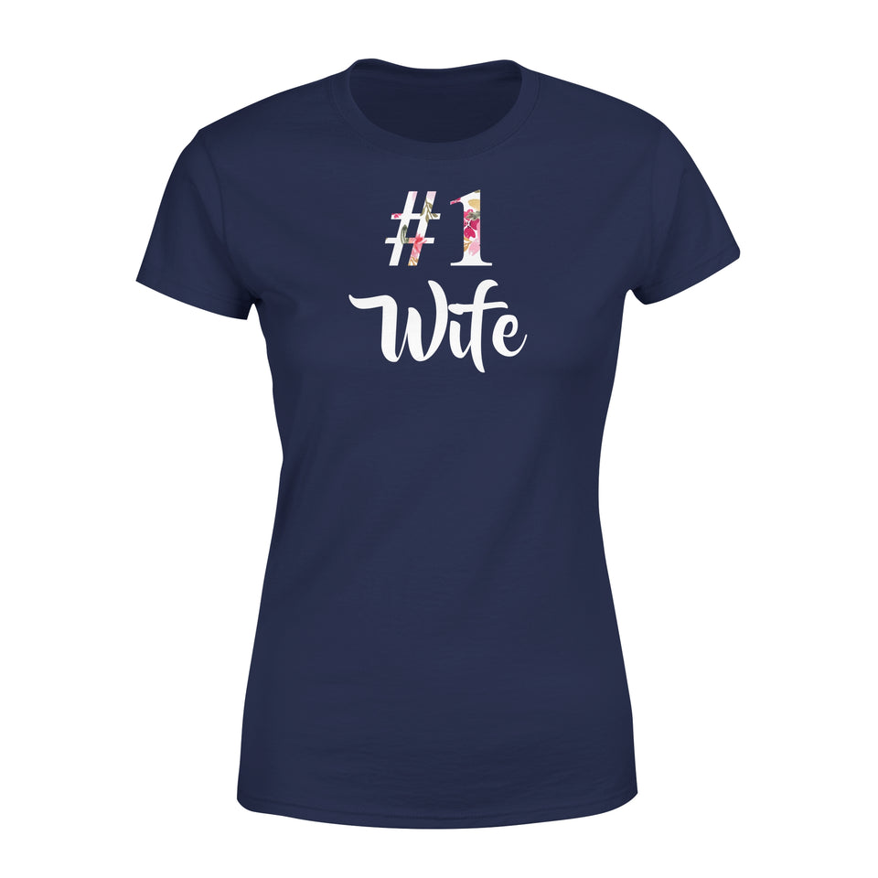 Number One Wife - Premium Women's Tee