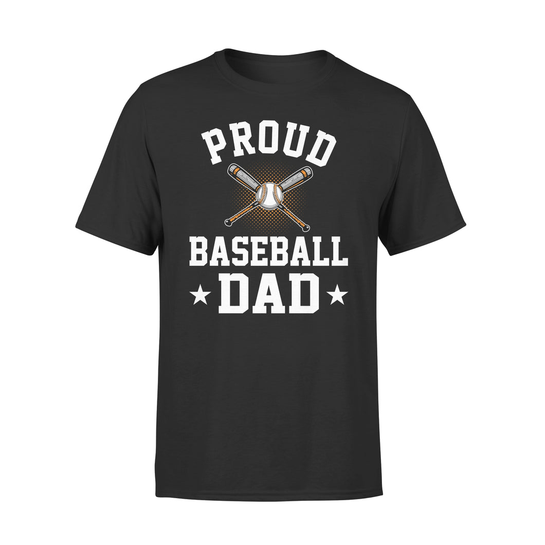 Proud Baseball Dad - Premium Tee