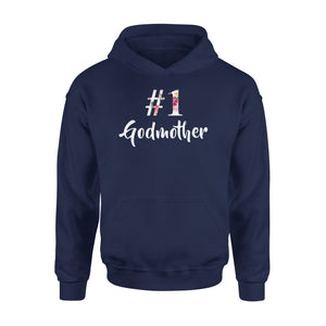 Number One Godmother - Premium Hoodie