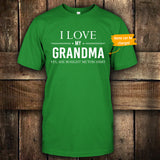 Personalized I Love - 2351 - Premium T-shirt