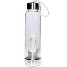 Load image into Gallery viewer, Clear Quartz Elixir Bottle - Spiritual Nexus