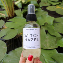 Load image into Gallery viewer, Witch Hazel Facial Astringent - Infused with Clear Quartz - 4oz - Spiritual Nexus