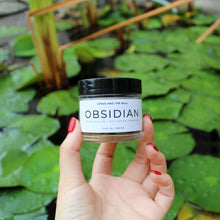 Load image into Gallery viewer, Obsidian Facial Mask - 2oz - Spiritual Nexus