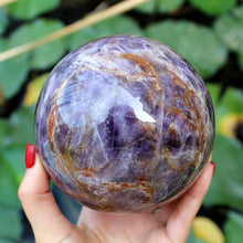 Load image into Gallery viewer, Amethyst Sphere - Spiritual Nexus