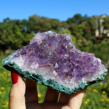 Load image into Gallery viewer, Amethyst Cluster - Spiritual Nexus