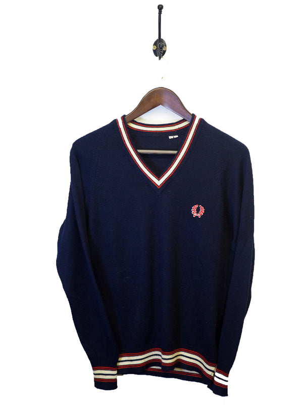 1960s Fred Perry Knit - S