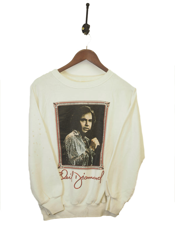 1982 Neil Diamond Tour Sweatshirt - M