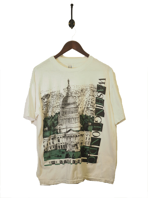 1980s Washington Tourist T-Shirt - L