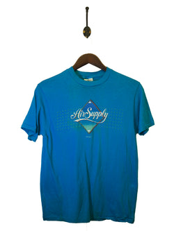 1984 Air Supply World Tour T-Shirt - S